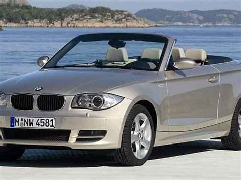 Bmw 1er Cabrio Windschott by Das Bmw 1er Cabrio 125i Im Test Auto Motor At