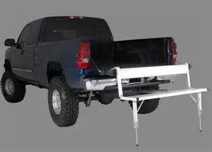 Ideas For Truck Accessories Tailgating Gear Review The Z Bench Tailgating Ideas