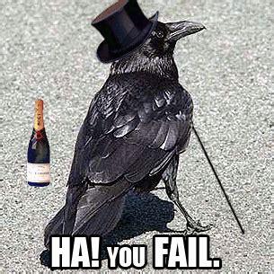 Raven Meme - rich raven know your meme