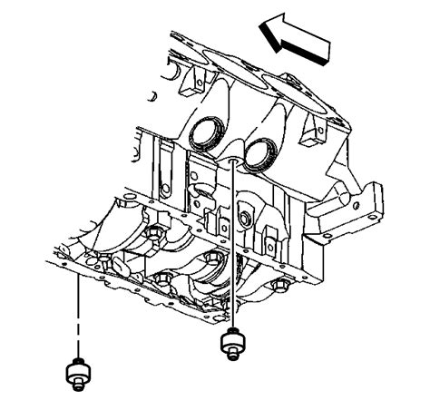 motor repair manual 2004 pontiac grand prix electronic valve timing repair instructions off vehicle draining fluids and oil filter removal 2004 pontiac grand