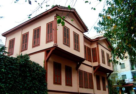 s house ataturk s house inaugurated in thessaloniki archaeology wiki