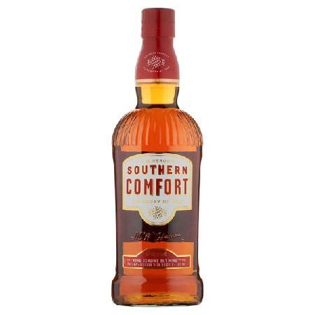 is there sugar in southern comfort southern comfort whisky 70cl dial a delivery