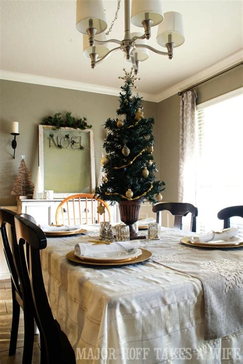 restoration hardware xmas decorations table decorations and dining room decorating ideas for major hoff takes a