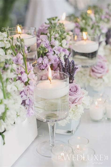 Lavender Wedding Decorations by Best 25 Lavender Centerpieces Ideas On Floral