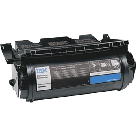 Ibm Background Check Ibm Infoprint 1572 1572dn Micr Toner Cartridge For Printing Checks 21 000 Pages