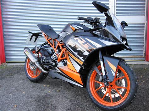 Motorrad Ktm Rc 125 by Ktm Rc 125 Akrapovic Motorrad Bild Idee