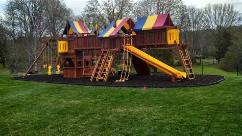 rainbow swing set parts photo gallery rainbow play systems swing sets and
