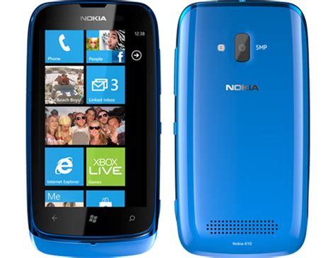nokia lumia 610 nokia lumia 610 budget windows phone smartphone announced