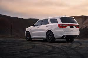 Dodge Suv Srt 2018 Dodge Durango Srt Becomes Most Powerful Three Row Suv
