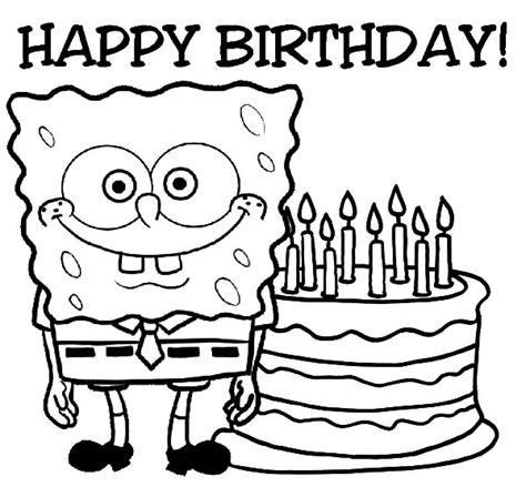 happy birthday coloring pages games 48 free birthday coloring pages to save gianfreda net