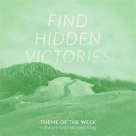 My Find Of The Week by Find Victories Software For
