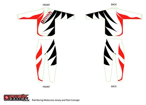 motocross jersey design bold masculine t shirt design for burry by