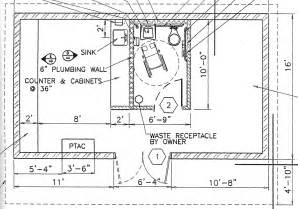ada bathroom floor plans residential ada bathroom floor plans