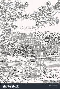 japan coloring pages shutterstock 427885498 coloring pages japan