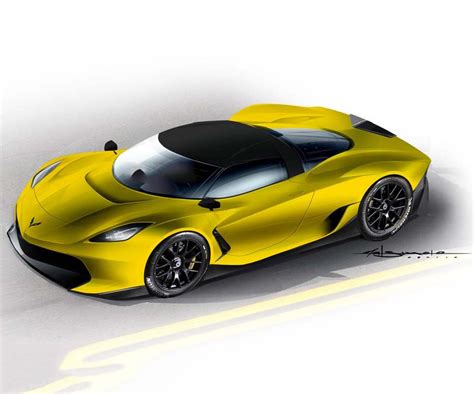Pictures Of The 2020 Chevrolet Corvette by 2020 Corvette C8 To Rewrite History And Of Sports