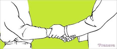 makna jabat tangan gmcks prana indonesia