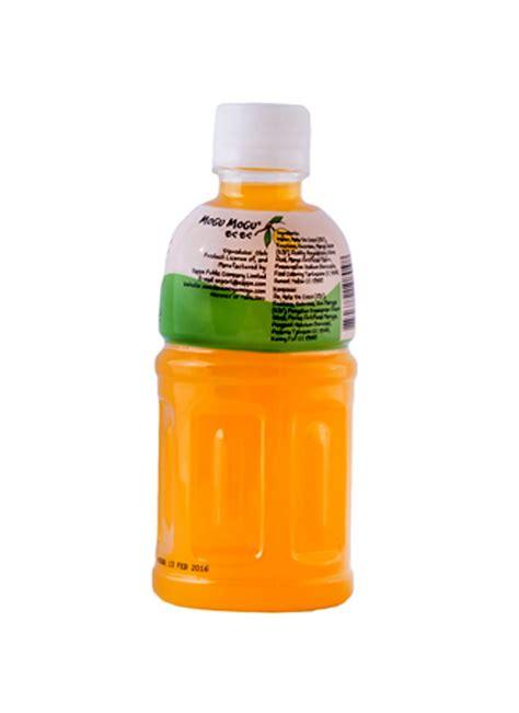 Nutrijell Jelly Shake Orange 340ml mogu mogu minuman nata de coco mangga btl 320ml