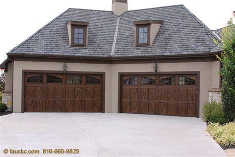 Overhead Door Olathe Ks Faux Painting Garage Doors Look Like Wood Choice Image Door Design Ideas