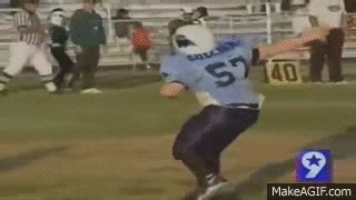 Blind Kid Football What The Is Going On Blind Kid Playing Football On