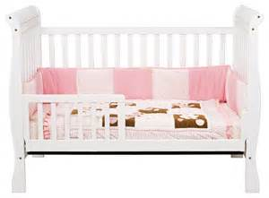 How To Convert 3 In 1 Crib To Toddler Bed Davinci 3 In 1 Convertible Crib In White M7301w