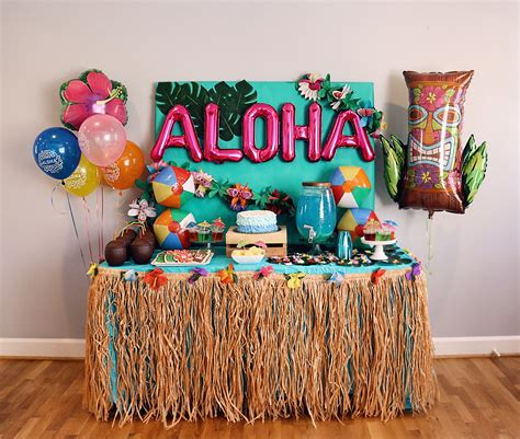 Decoration Ideas For Party At Home by Moana Themed Party Chanel Moving Forward
