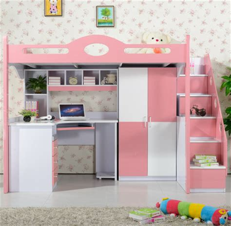 Childrens Bed With Wardrobe Underneath by Buy Childrens Bed With A Desk The Bed Table Bed