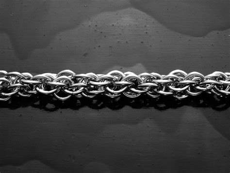 how to make chainmail jewelry the of creating chainmail jewelry
