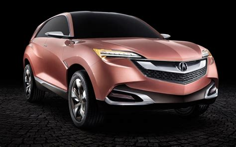 2019 Acura Zdx by 2018 Acura Zdx Redesign Upcoming Car Redesign Info