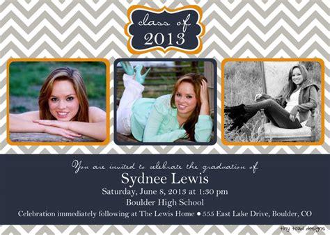 free graduation invitations announcements party diy templates class