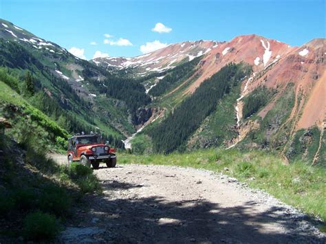 Ouray Jeep Trails Ouray Photos