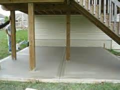 Entrance Design concrete flatwork