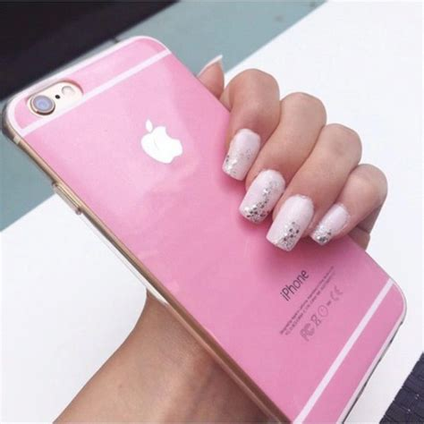 Softcase Black Matte Iphone 7 G S Baby Skin Black Soft Antiminyak phone cover iphone 6 cover pink girly iphone 6