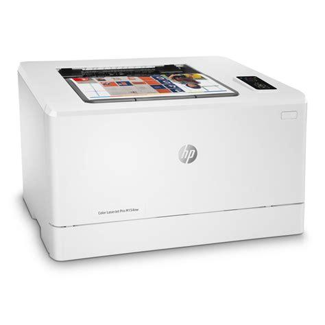 color laserjet printer hp color laserjet pro m154nw t6b52a color laserjet