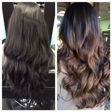 hair color ash brown to ash blonde sombre hair color melt how to keeping it fun but a bit more professional