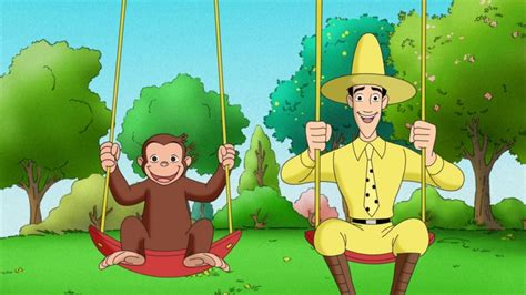 Curious George L by Pbs Premieres Curious George Swings Into On
