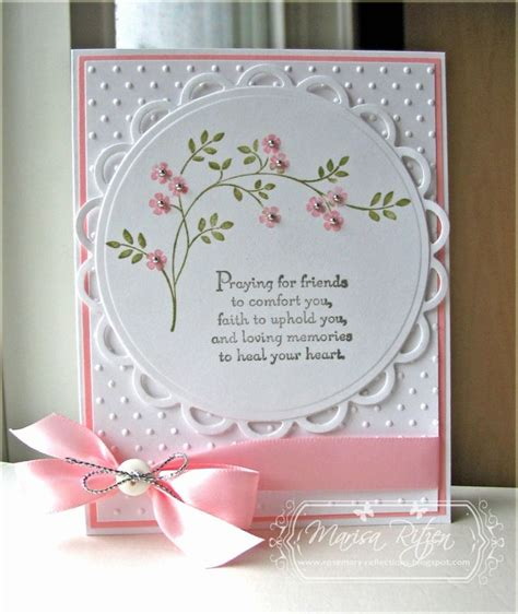 Handmade Sympathy Card Ideas - 473 best images about cards sympathy prayer on