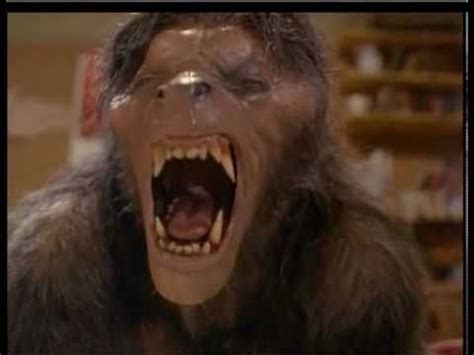 An American Michael Rick Baker Transformation From An American In 1981
