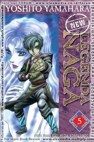New Legenda Naga Vol 13 new legenda naga vol 5 by yoshito yamahara