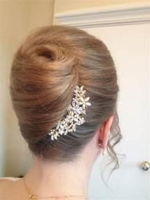 perisian hair styles french pleat ruth s hair pinterest prom hair