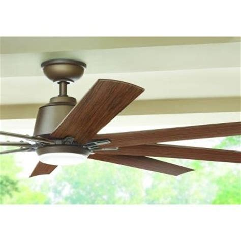 72 inch outdoor ceiling fan kensgrove 72 in led indoor outdoor espresso bronze