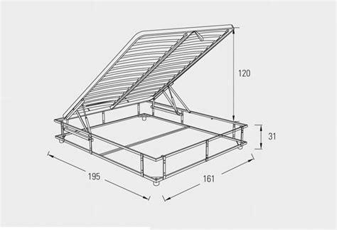 meccanismi per letti contenitori meccanismo per letto con contenitore