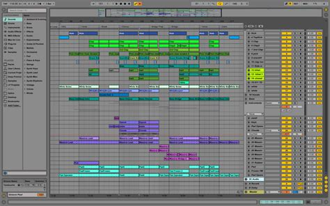 Melodic Deep House Style Ableton Template Pml Production Music Live Ableton House Template