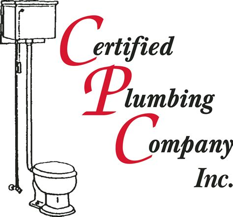 Plumbing Certifications by Certified Plumbing Company Inc In Denver Co 80237