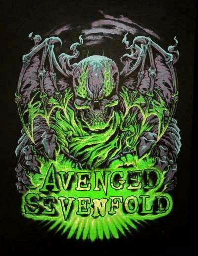 Avenged Sevenfold Deathbat 25 best ideas about avenged sevenfold on m
