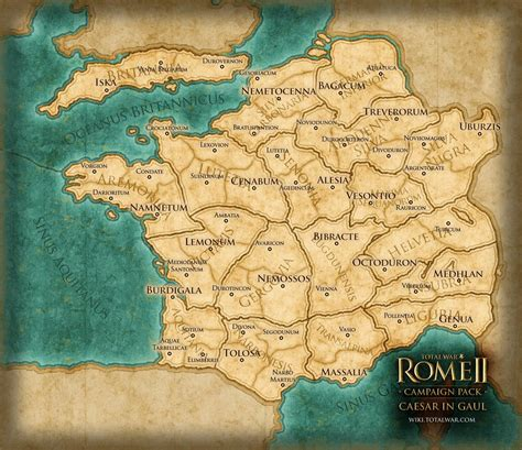 rome total war map total war rome 2 caesar in gaul expansion announced
