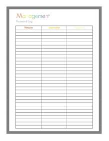 password log template 7 best images of password log printable free printable
