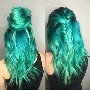 teal hair color best 25 teal hair color ideas on turquoise