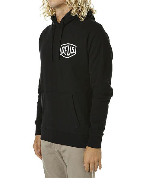 Sweater Hoodie Deus Ex Machina Ss3 Jaspirow Shopping deus ex machina venice address mens hoodie black surfstitch