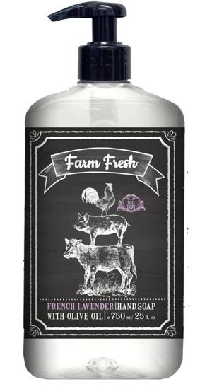 farm to table soap home and co bath products