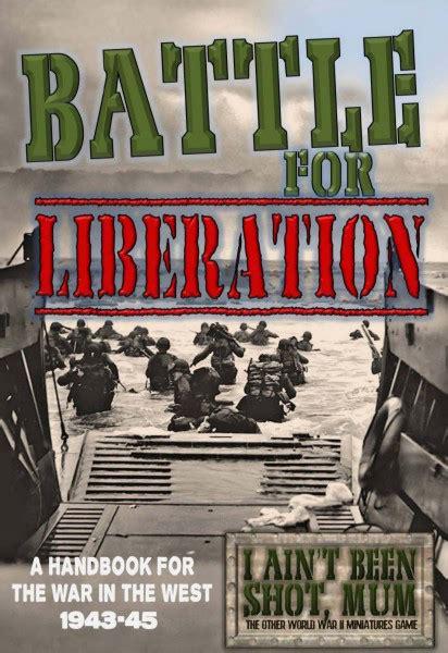 siege liberation battle for liberation toofatlardies